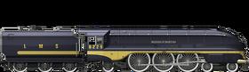 Duchess Class 6229