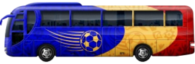 World Cup Bus