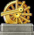 Railroad Monument
