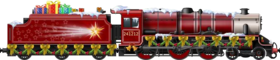 Santa's Five