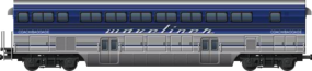 Surfliner Coach