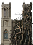 Cursed Cathedral