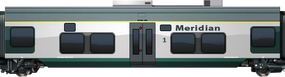 Meridian 1st class