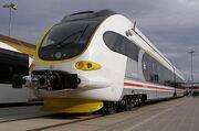 New train 1
