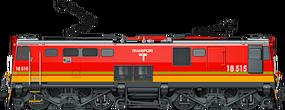 SA Class 18E S1