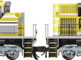SD70ACe Caterpillar