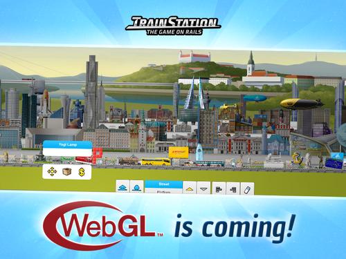 TS Main Announce WebGL