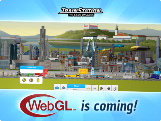 TS Main Announce WebGL