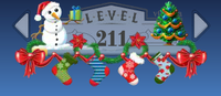 Christmas Level Bar