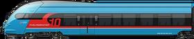 Koncar PF10 Tail