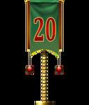 Advent Flag 20 (Fanpage)