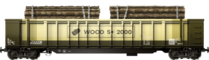 LNER Wood S+
