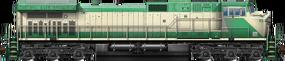C44-9WM Ferronorte