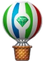 Balloon Gem (Summer)