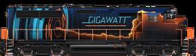 Gigawatt GP40