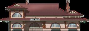Moonta Station