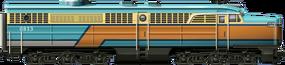 Thunderbird PA-PB