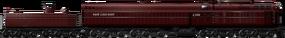 N&W 2300 Ruby
