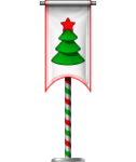 Christmas Tree Flag