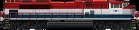 EMD SD70M-2