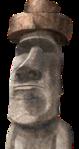 Easter Island King