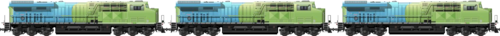 ES44 Hybrid Triple
