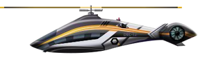 Quantus Helicopter