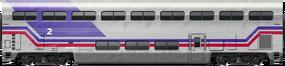 Silverliner 2nd class