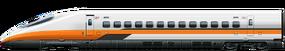 THSR 700T Tail