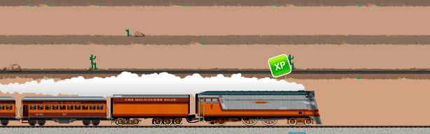 Train Ride 1