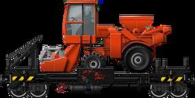 Combine Flatcar