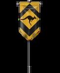 Kangaroo Flag