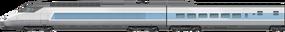 TGV 140 Tail