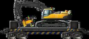 GE T4 Hauler Crane