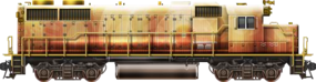 GP38-2 Frenzy