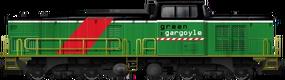 SJ T44 Green