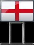 Sign - England (Big)