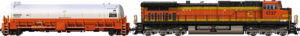 Old SD70 RLM