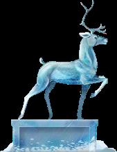Reindeer Monument