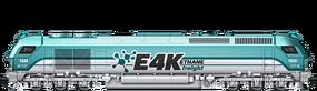 Ethane E4K Blue