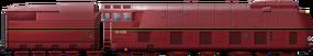 DRG Class 05 Garnet