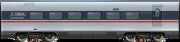 CRH400 2nd class