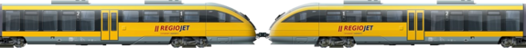 RegioJet Connect
