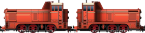 ÖBB 2067 Double (Red)