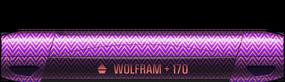 Chevron Wolfram+