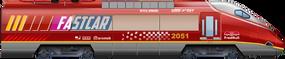 Acela Express (FASTCAR)