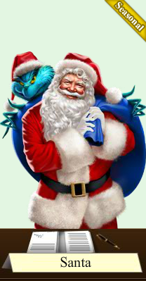 Portrait full Santa (2013)