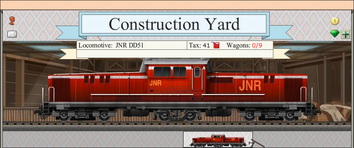 Contruction Yard