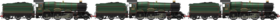 GWR King Triple