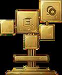 Idol of Wealth VII